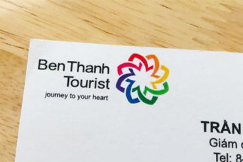 in Danh thiếp Thanh Tourist
