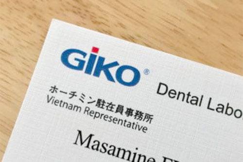 in Danh thiếp Giko
