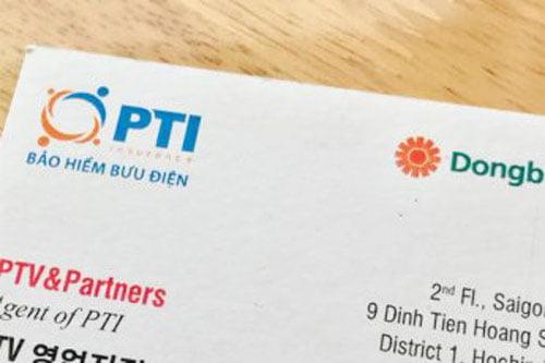 Danh thiếp PTI