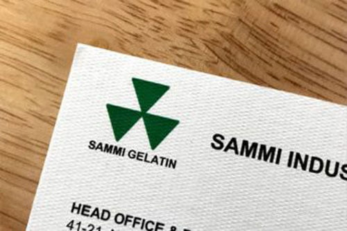 Danh thiếp Sammi