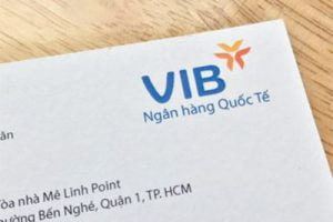 Danh thiếp VIB