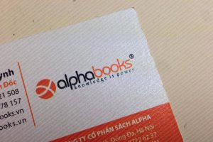 in Danh thiếp Alphabook