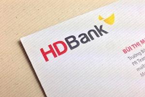 in Danh thiếp HDBank